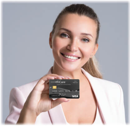 FiCare's cash back credit card